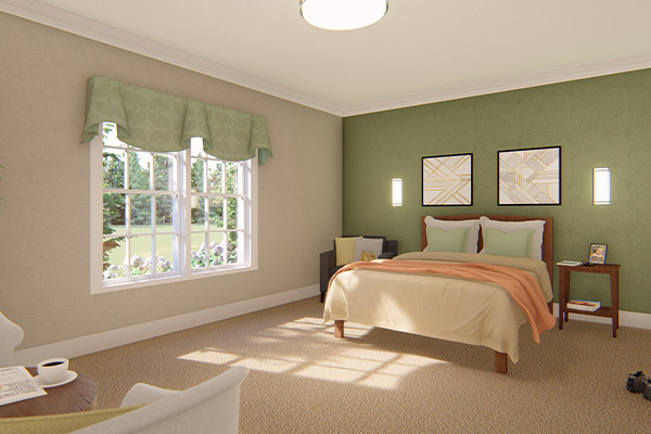 The Preserve Bedroom